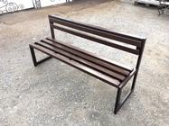 Новая прочная скамья в стиле Лофт длиной 1.5м.  Цена 8900р