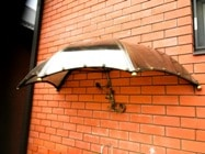 Разработан новый козырек «Зонтик» Цена 17000р